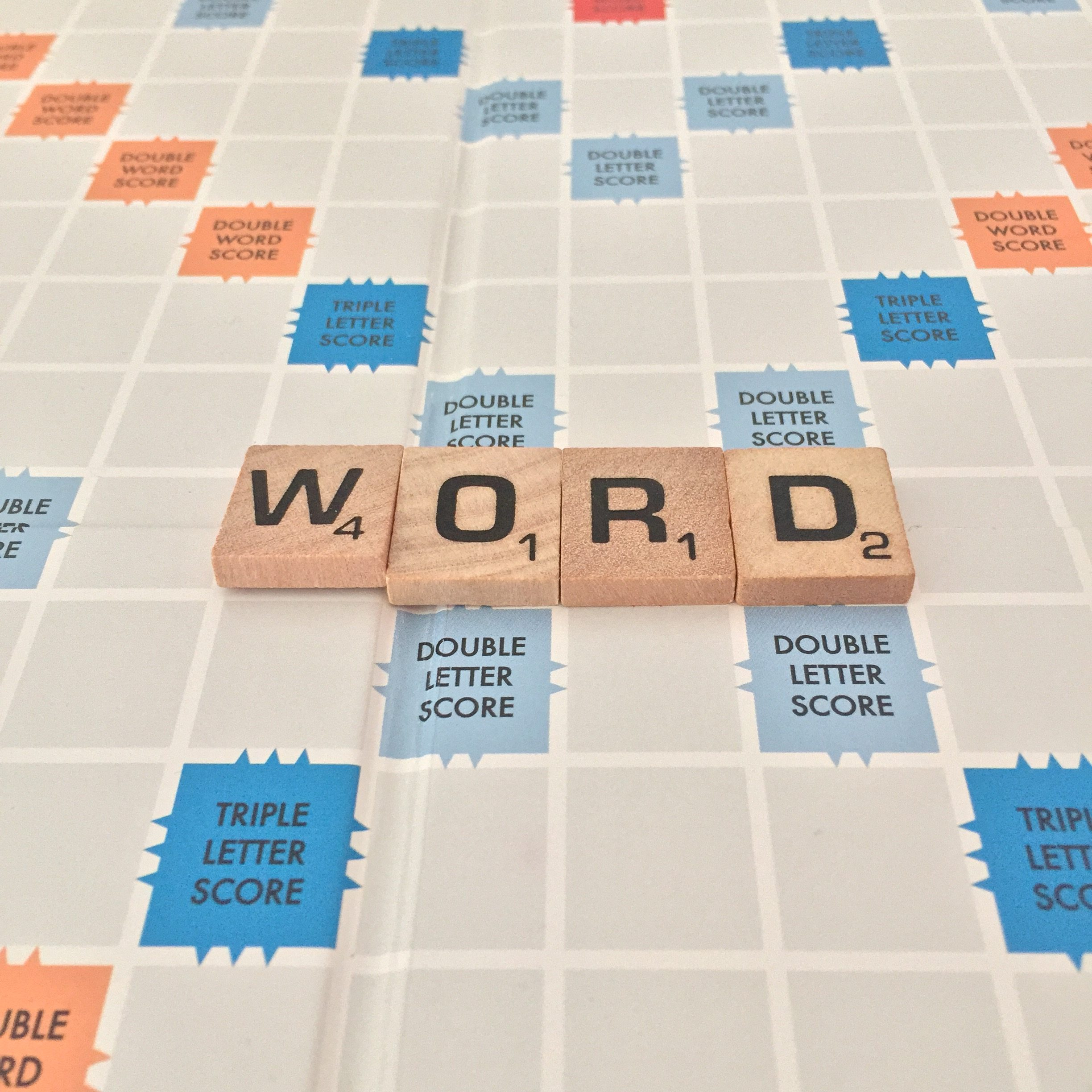 Why a word for the year is not enough
