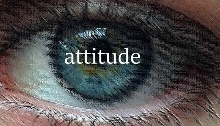 Get some attitude in your vision