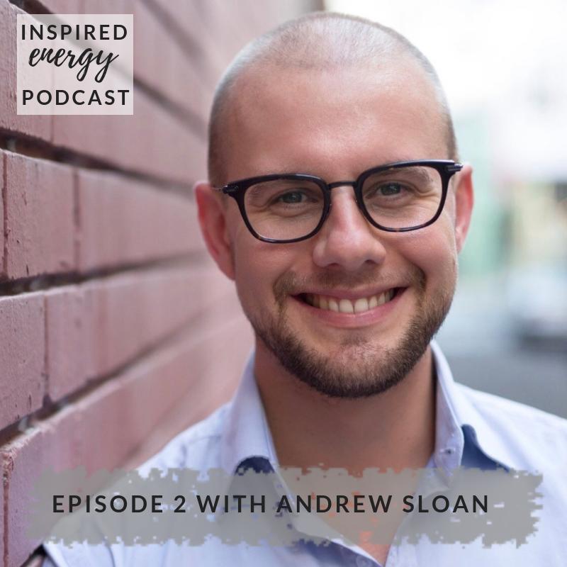 Episode 2 – Andrew Sloan