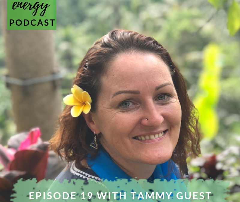 Episode 19 – Tammy Guest