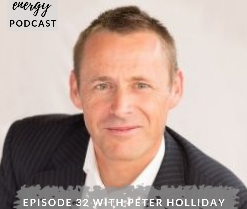 Episode 32 – Peter Holliday