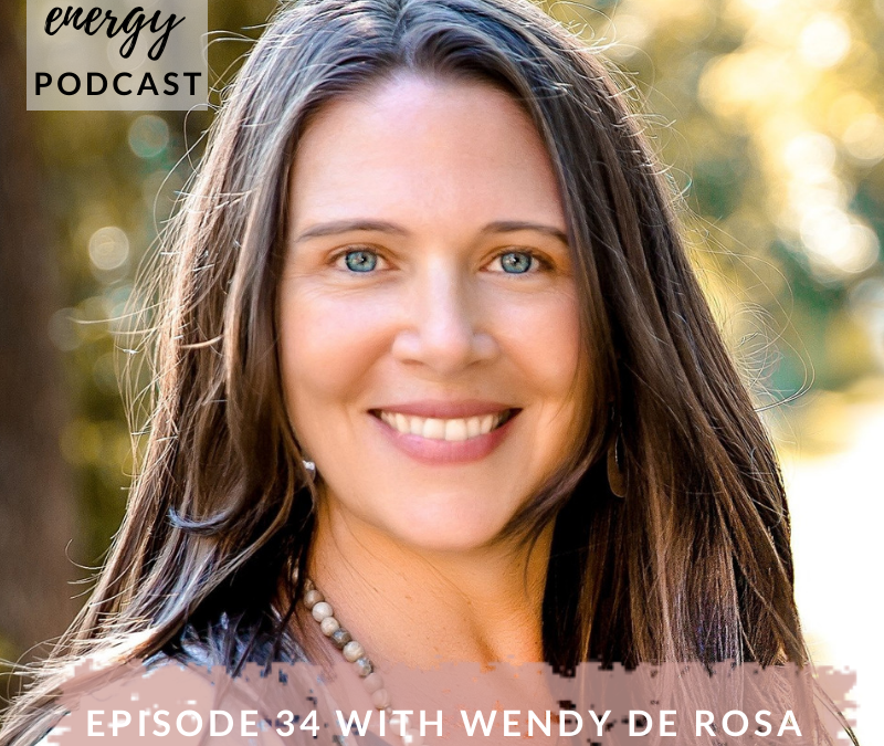 Episode 34 – Wendy De Rosa