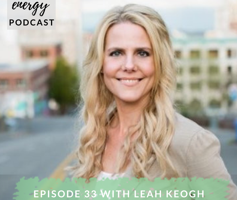 Episode 33 – Leah Keogh