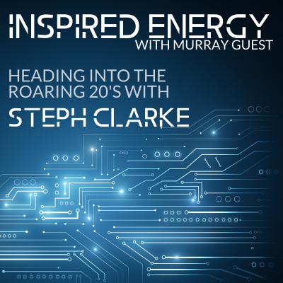 Episode 50 – Heading into the Roaring 20s with Steph Clarke