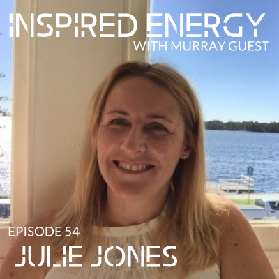 Episode 54 – Julie Jones