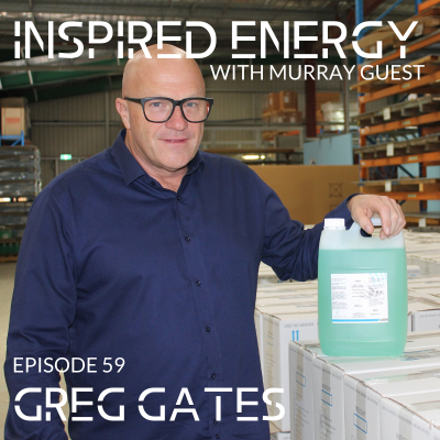 Episode 59 – Greg Gates