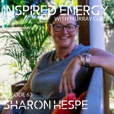 Episode 63 – Sharon Hespe