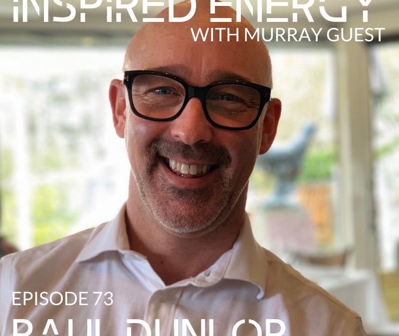 Episode 73 – Paul Dunlop | Lean, Leadership and LEGO!