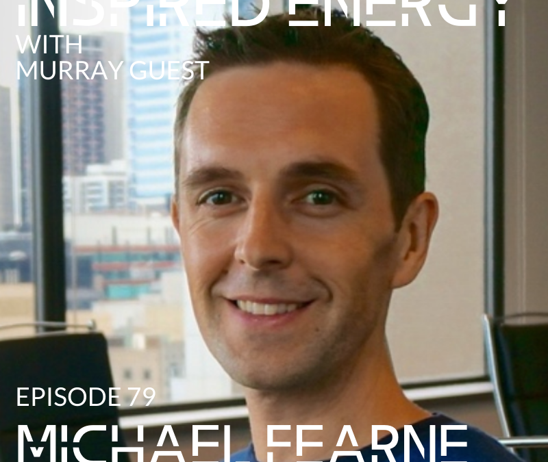 Episode 79 – Michael Fearne   Launch of The LSP Method book!