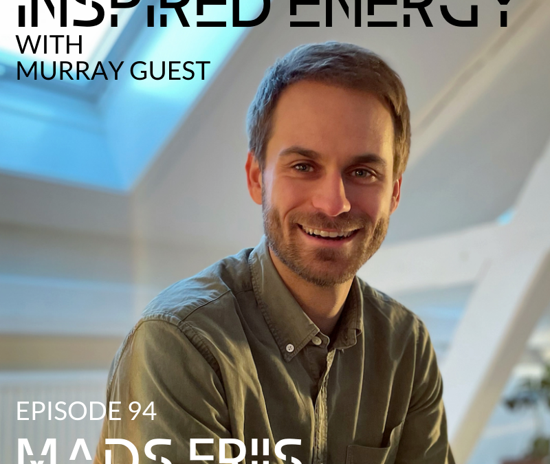 Episode 94 – Mads Friis | Nordic biohacking & top performance habits