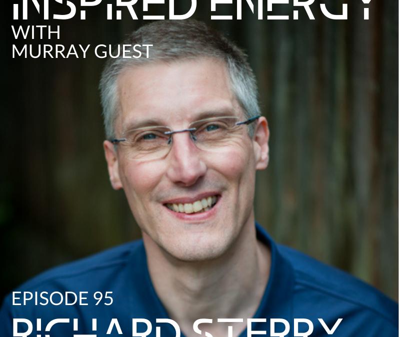 Episode 95 – Richard Sterry | Strengths Champion & Cascade Creator